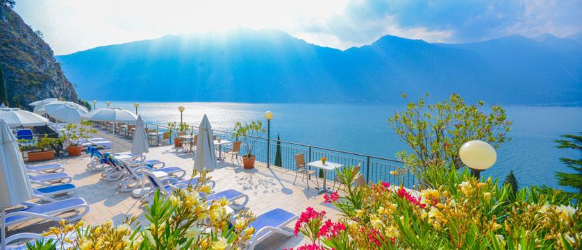 Hotel Villa Dirce, Limone, Lake Garda, Italy - Pool terrace.jpg